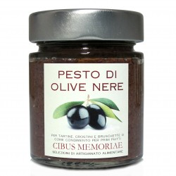 Black olives cream