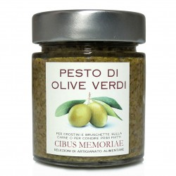 Green olives cream