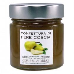 Coscia pear jam