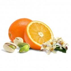 Chabutin arancia, zagara e pistacchio
