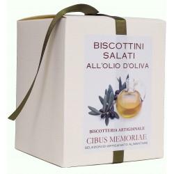Biscottini salati all' olio d' oliva