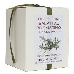 Biscottini salati al rosmarino con olio d' oliva