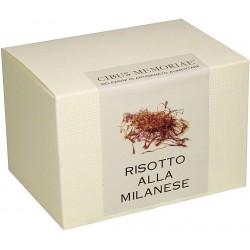 """Risotto """"alla Milanese"""" with saffron"""