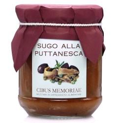 Puttanesca sauce