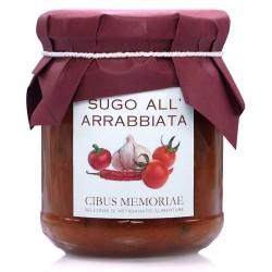 "Hot ""Arrabbiata"" tomato sauce"