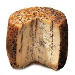 Maltus, blue cheese ripened in beer