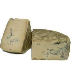 Toma blu alle erbe, Blue cheese with aromatic herbs