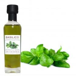 Basil olive oil dressing