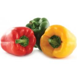 Confettura di tre peperoni