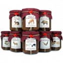 Tuscan meat and game sauces